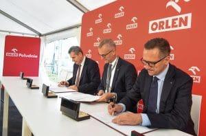 Licence Agreement Clariant Orlen Poludnie