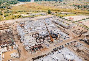 Podari construction progress